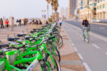 Top Ways to Do Tel Aviv on a Budget (Incl. 50 NIS for 3-Day Bike Rental)