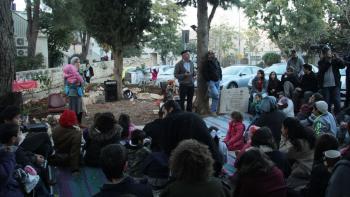 Over 200 'Urban Kibbutzim' Improve Cities in Israel