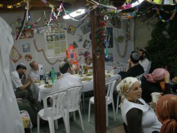 Safety Tips for Sukkot from United Hatzalah