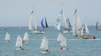 'Sail Tel Aviv-Jaffa' Water Sport Competitions, Fun Sept. 21-22