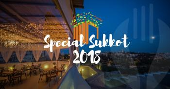 A selection of restaurants with a Sukkah, from beteavone.com