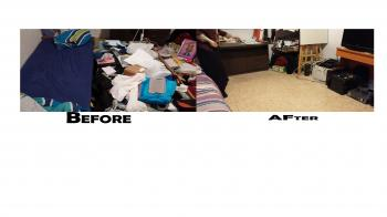 Home Organizing or Home Rejuvenation