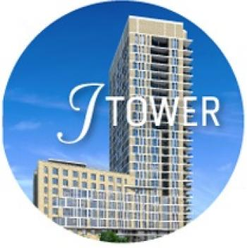 JTOWER - Unbeatable - 4 rooms � 13th floor, 105m, with parking � 8500