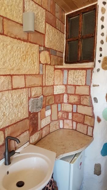 Art style studio inside of apartment near Ein Kerem, Jerusalem