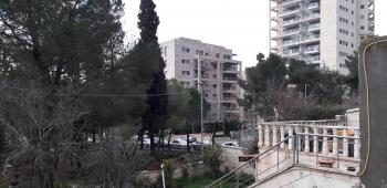 Beautiful Duplex for Sale on a Quiet Street in Katamon