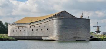 2500-ton 'Noah's Ark' on its way to Israel