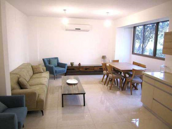 Rehavia/Shaarey Chesed FURNISHED 3 BEDROOM GROUND FLOOR