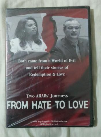 Two Arabs' Journeys From Hate to Love - DVD