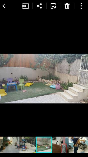 5 rooms garden apartment on Hantke st., Kiryat Yovel
