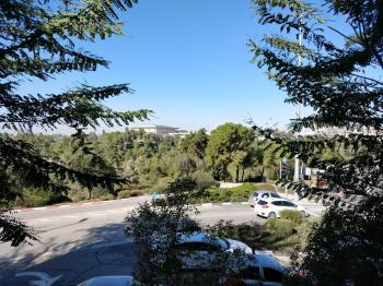 The most amazing view, 3 bedrooms apartment in Rehavia
