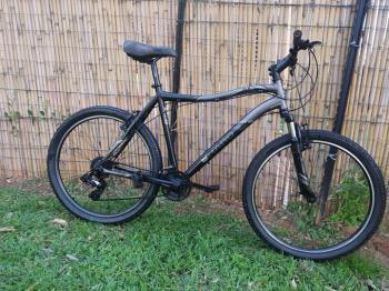 MENS 21 SPEED HARO FL ALUMINIUM MT. BIKE SIZE 21'' XL 'SHIMANO 7 SPEED' SHIFTERS SHIMANO TOURNEY DE