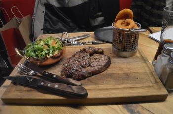 Restaurant Feature: Segev Burgers