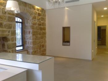 Baka an arab stile house with a garden