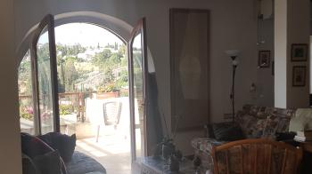 Large, Centrally Located Rental in Jerusalem: July 25 - August 22
