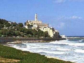 PORT OF JAFFA, ISRAEL - ELEGANT MODERN 2 BDRM APT IN 500 YEAR OLD BUILDING ON THE MEDITERRANEAN SEA