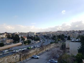 GORGEOUS RENOVATED 4 BEDROOM DUPLEX IN MA'ALOT DAFNA WITH STUNNING VIEWS!