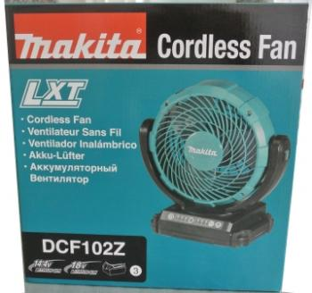 Makita DCF102Z Cordless Fan