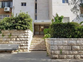 SOLD! - CHARMING 2 BEDROOM IN HEART OF RAMAT ESHKOL WITH TAMA 38