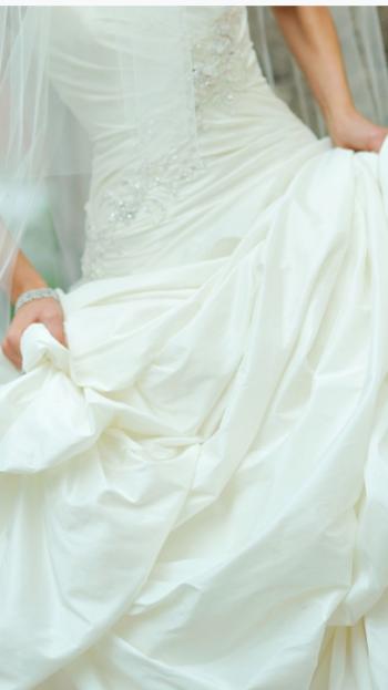 Modest Wedding Dresses by Esty Goldman