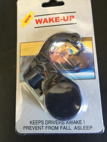Driver Sleep Alarm