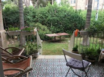 wonderfull garden apartment  in Talbie