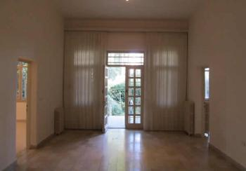 Charming 6 room, garden apartment  in the Heart of Talbieh.