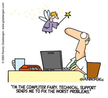 English Technical Customer Support: