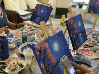 BOOK A PAINT NIGHT! smART ART SCHOOL