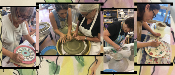 Clay Workshops for Teens & Adults
