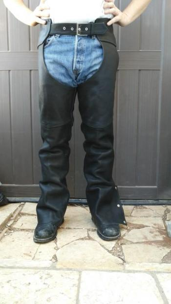 Motorcycle or horse riding Chaps