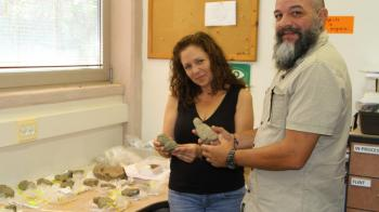 Secrets of Mysterious Stone Artifacts Revealed in Israeli Lab