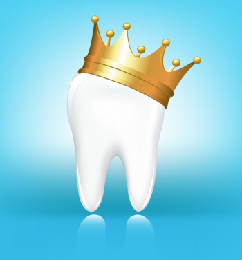 Crowns by Dr. Gil Garalnick