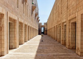 After a Hundred Years, The Municipality Wants to Reexamine Constructing with Jerusalem Stone