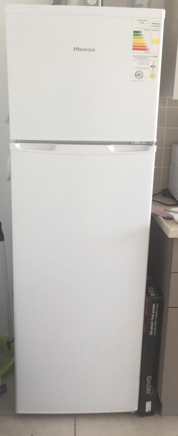 hisense fridge MUST GO!
