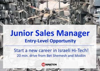 Seeking for Junior Sales Managers
