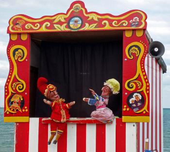 Puppets to Descend Upon Jerusalem for Annual Festival