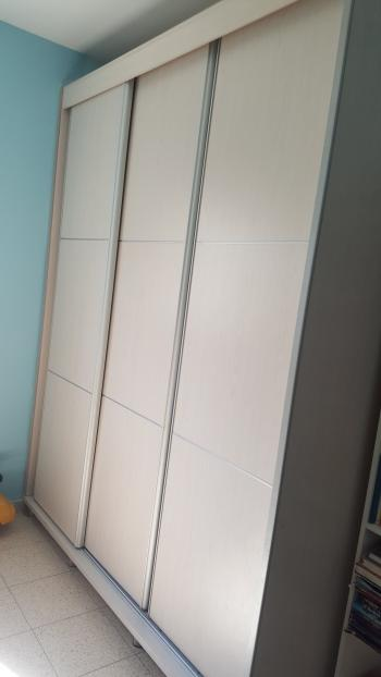 3 Door sliding cupboard for sale
