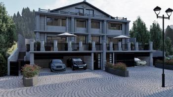 Custom Built Villa in Ramat Givat Ze'ev