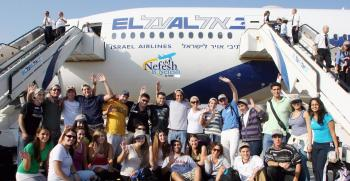 242 new Olim to arrive with NBN next week