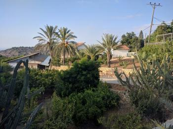 SENSATIONAL PROPERTY IN THE GREEN HILLS OF JERUSALEM!