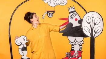 Dozens of Shows Ready for 28th Jerusalem Puppet Festival
