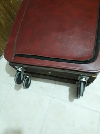 Sample Suitcase Large Size