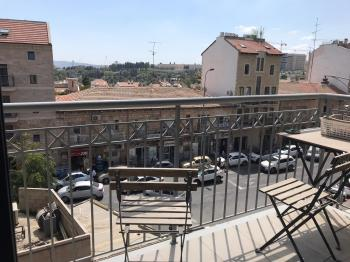 BIG 2 BEDROOMS APART. IN HEART OF NACHLAOT