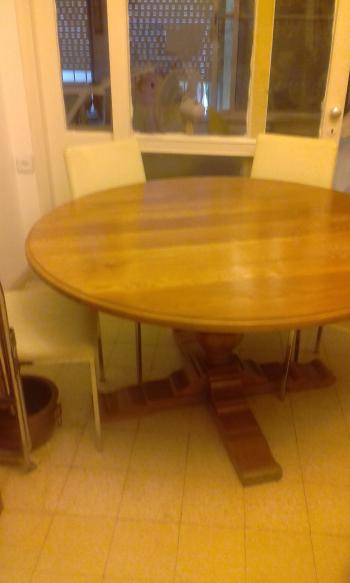 Round Dining RoomTable