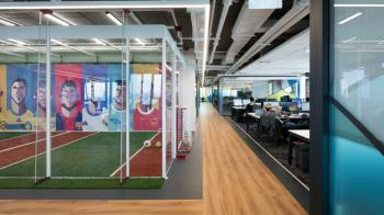 A Peek Inside 9 Wild and Crazy Corporate Offices in Israel