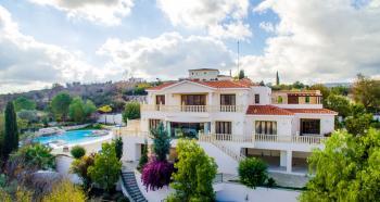 FOR SALE � 5 Bedroom Villa � Letymbou, Paphos,Cyprus