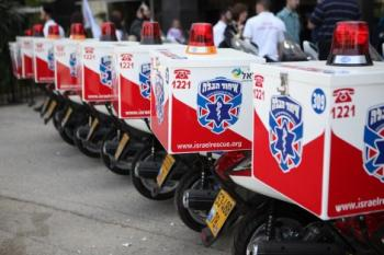 United Hatzalah and Israel Railway Promote Summer Break Safety