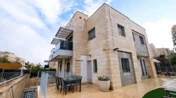 Duplex for Sale Maalot Dafna - Jerusalem
