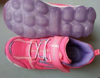 Toddler GIRL Children's BRAND NEW Shoes- SKECHERS Keds CROCS Sizes 26-27