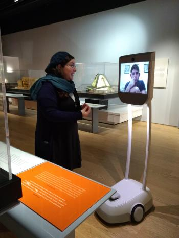 Book a Remote Museum Tour at the Museum of the Jewish People!